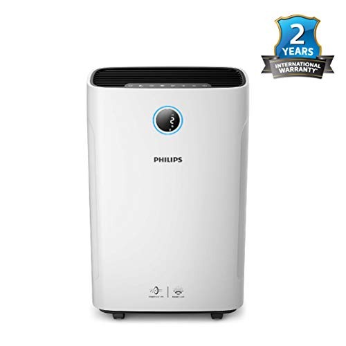 Philips Series 3000 AC3821/20 2-in-1 Air Purifier Review