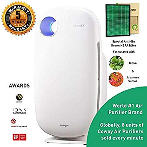 Coway Sleek Pro AP-1009 Air Purifier Review