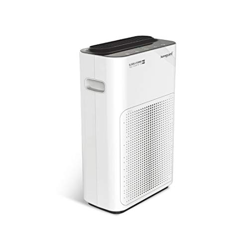 Eureka Forbes Aero guard AP 500/43Watt HEPA Air Purifier Review
