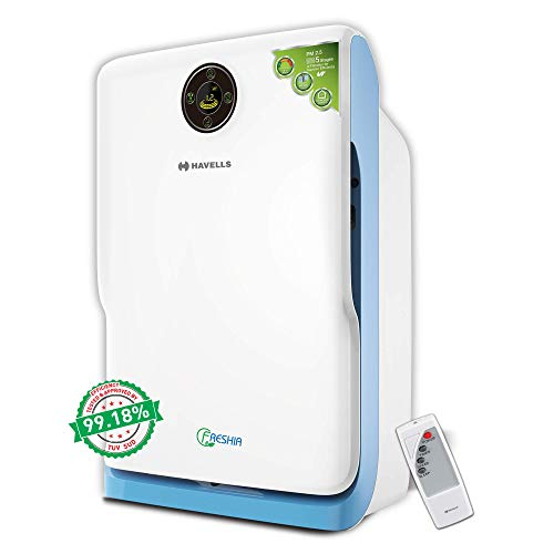 Havells Freshia AP-20 40-Watt Air Purifier Review