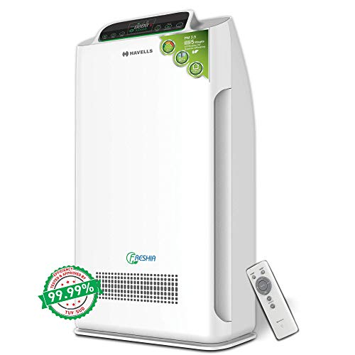 Havells Freshia  AP-40 80-Watt Air Purifier Review